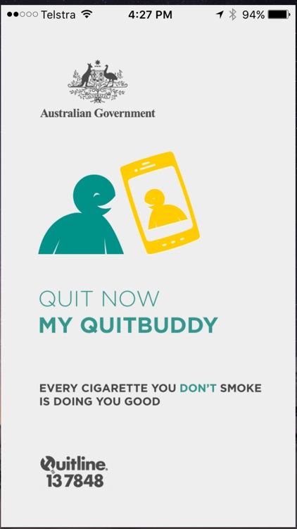 Quit Now: My QuitBuddy screenshot-4