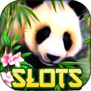 Wild Diamond Panda Slots Free Slot Machines Games