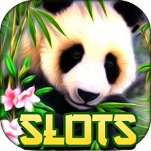 Wild Diamond Panda Slots Free Slot Machines Games