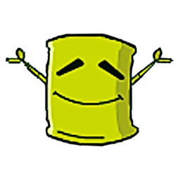 Cartoon Bamboo
