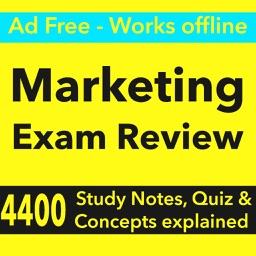 Marketing Test Bank App : flashcards & study Notes