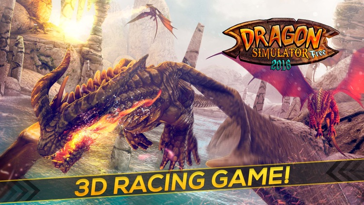 Dragon Simulator 2016 | Free Dragons Battle Game screenshot-0