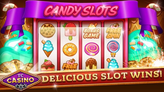 Slot Games - TC Casino Screenshot