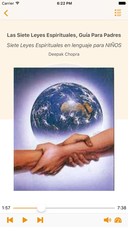 Las Siete Leyes Espirituales para Padres - Chopra