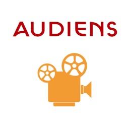 Audiens Zoom : pour les professionnels du cinéma