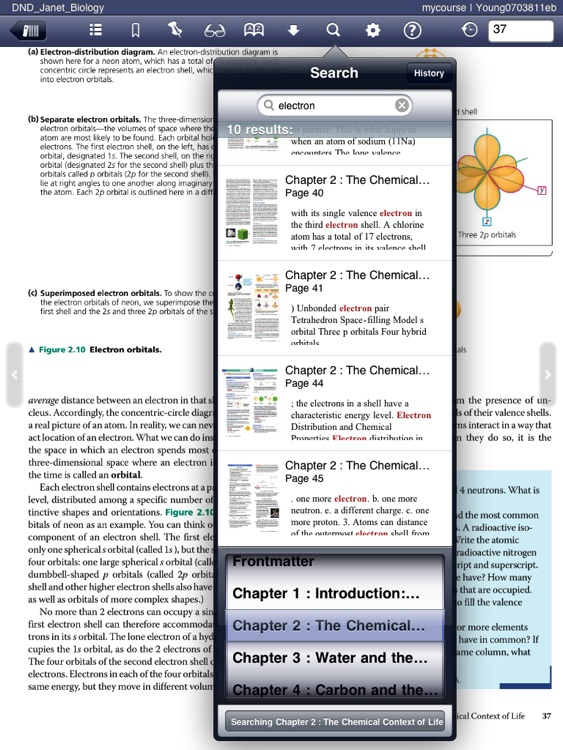 Pearson eText for Campus screenshot-3