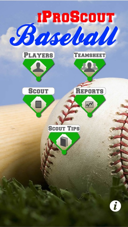 iProScout Baseball screenshot-0