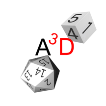 Awesome Dice 3D