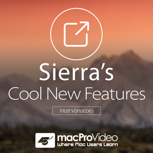 Course For Sierra's Cool New Features