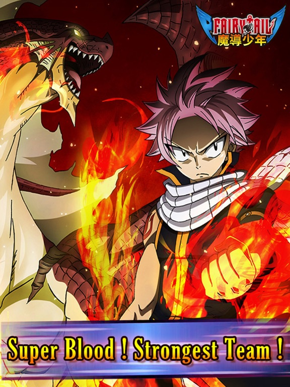 Dragon Mage - Best mobile Fairy Tail game - AppRecs