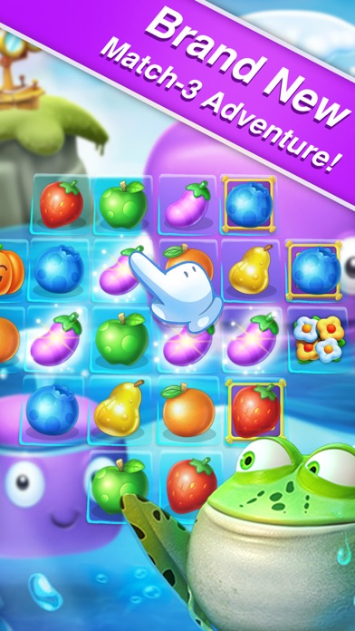 Magic Fruit Heroes 2 - Free Best Farm Clicker Game