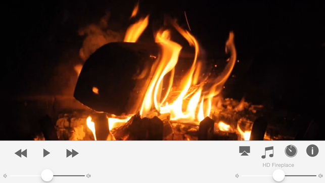 ‎Ultimate Fireplace HD for Apple TV