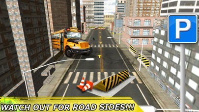 点击获取School Bus Impossible Parking 3D Real Driving Test