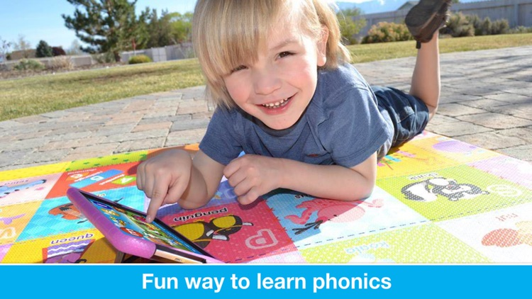 Phonics Fun on Farm Educational Learn to Read App screenshot-4
