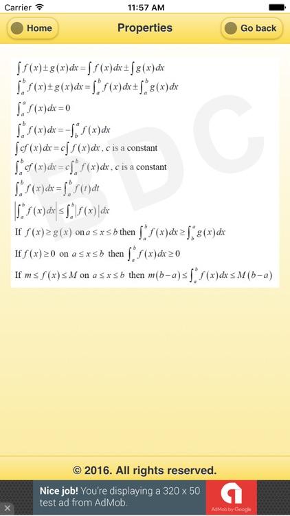 All Maths Formula screenshot-4