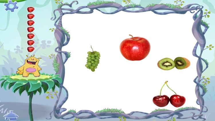 Learn the fruits - Buddy's ABA Apps screenshot-3