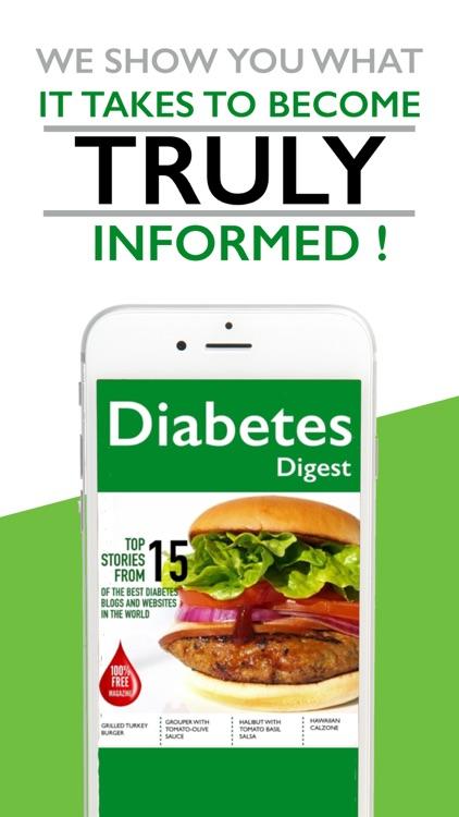 AAA+ Diabetes Digest - Diabetic Living Magazine screenshot-4