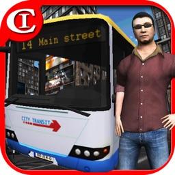 Crazy Bus Simulator 3D
