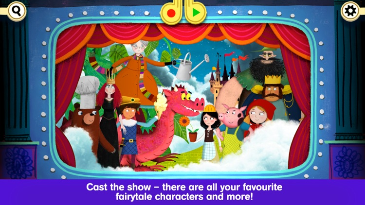 Complete Fairytale Theatre screenshot-2