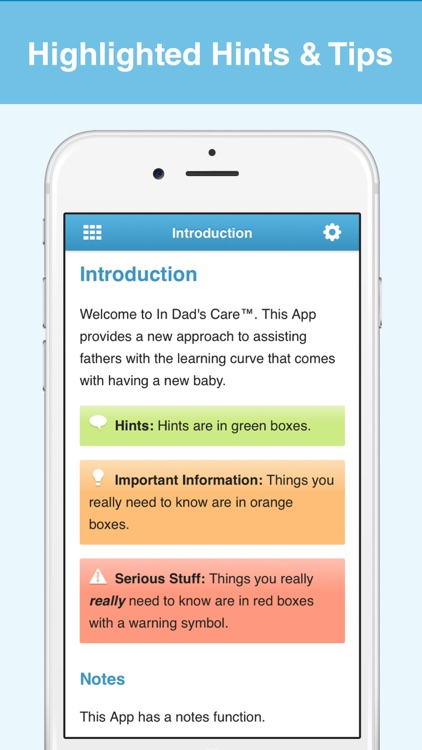 In Dad's Care - Essential Baby Care for new Dads