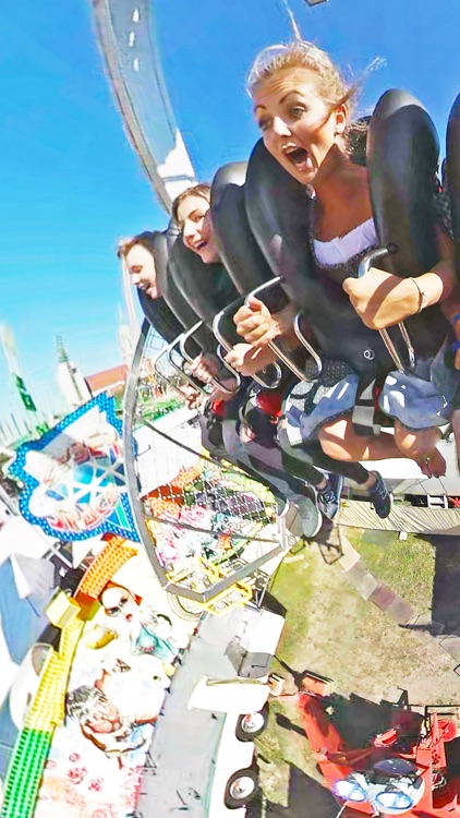 VR Oktoberfest Munich Fun Rides Virtual Reality