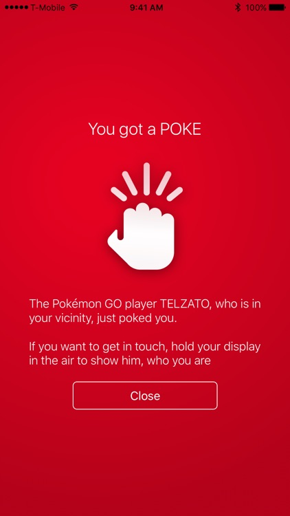 Poke-a-Team Finder for Pokemon GO