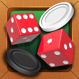 Backgammon Online Free: Live with friends 2 player
