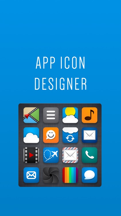 App Icon Designer screenshot-0