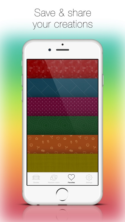 Wallpaper Maker: hd lock & home screen designer screenshot-4