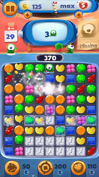 Sweets Mania  - Candy Sugar Rush Match 3 Games