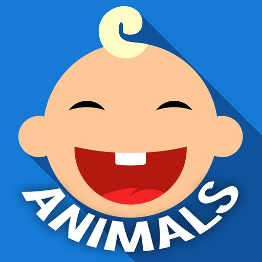 Animals for Babies & Toddlers Free Flashcards iOS App