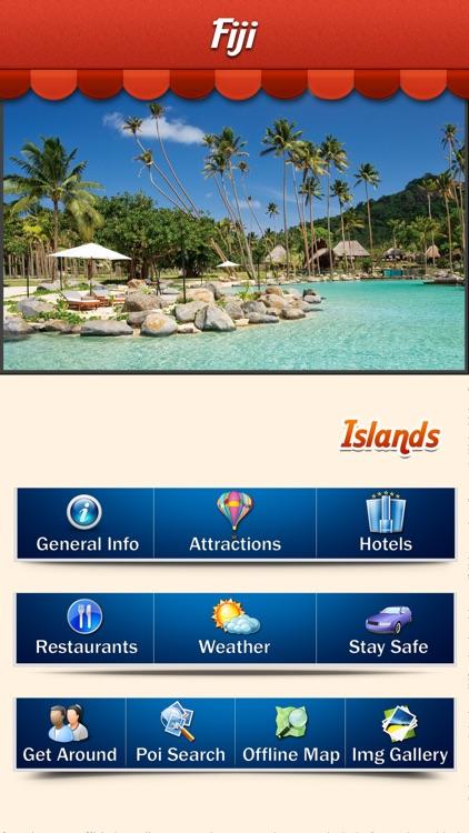 Fiji Island Offline Travel Guide