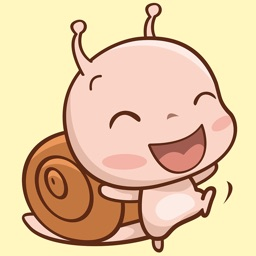 Little Cute Snail