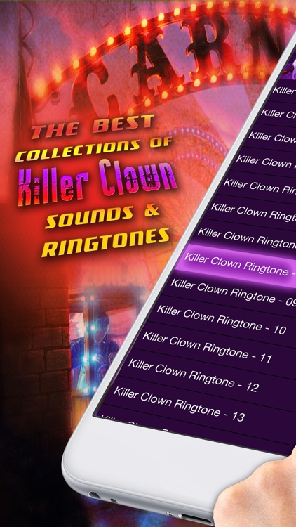 Scary Clown Ringtones & Sounds