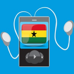 Ghana Radios - Top Music and News Stations Pro