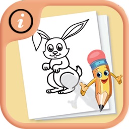 Drawing and Coloring Book - Doodle Pad