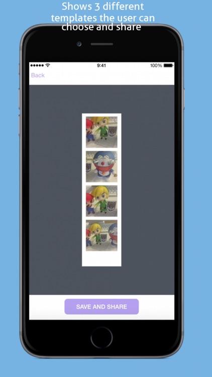 Photo Booth - Take Consecutive Photos