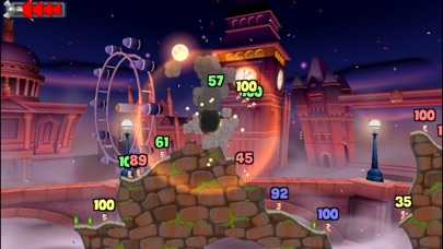 Screenshot for WORMS in Czech Republic App Store