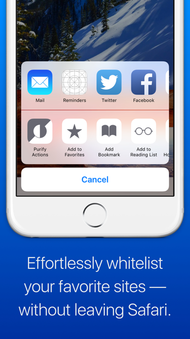 download Purify: Ad Blocking Perfected. apps 0