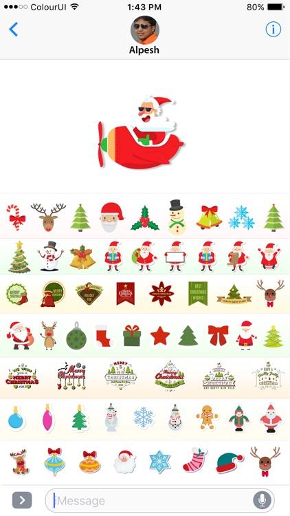 XmasMoji - Animated Christmas