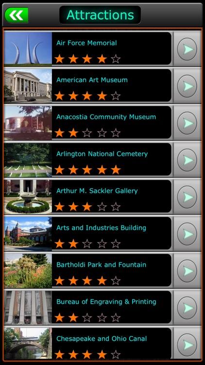 Washington Offline Travel Guide