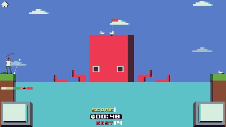 Battle Golf screenshot-0