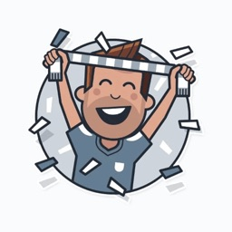 Soccer Fans Emoji Stickers - for iMessage