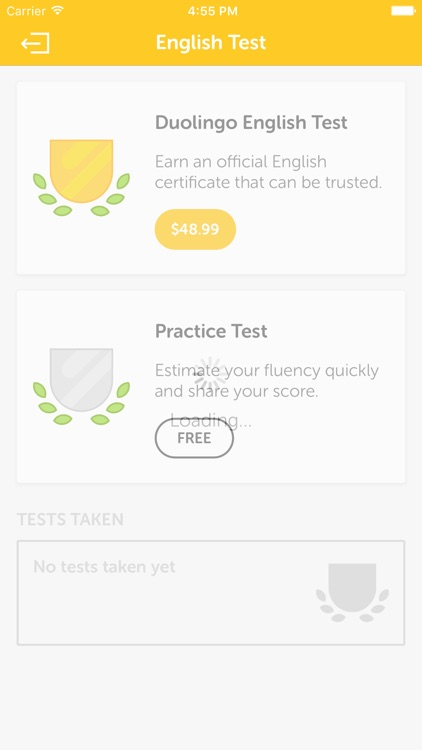 Duolingo English Test screenshot-3