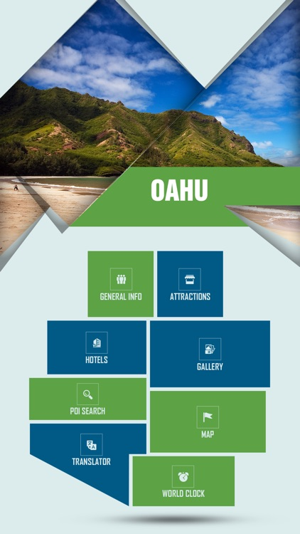 Tourism Oahu screenshot-1