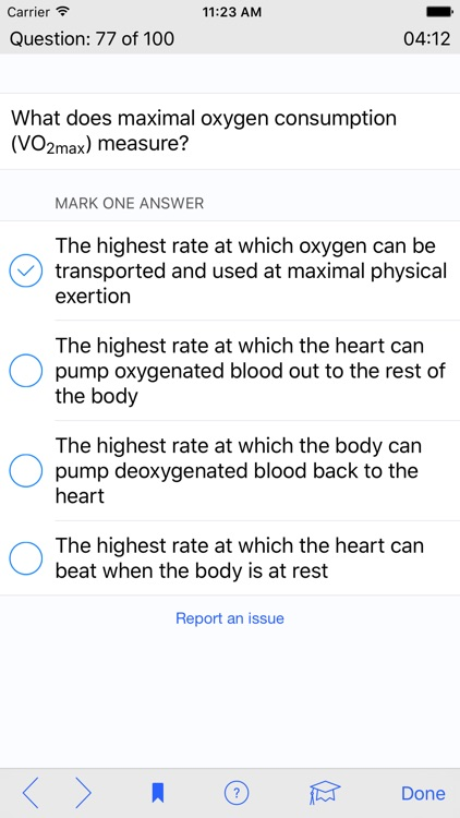 NASM CPT Test Questions & Answers screenshot-3