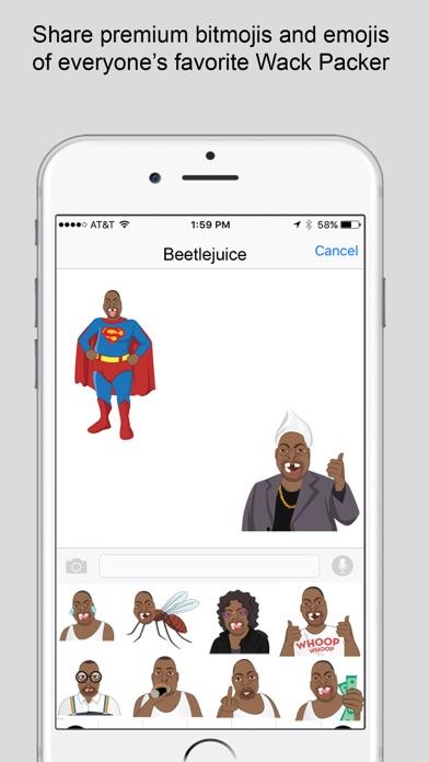 Screenshot #6 for BeetMoji
