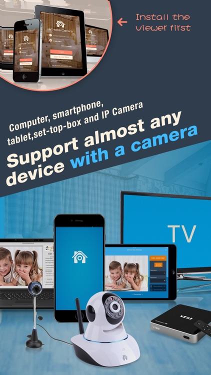 AtHome Video Streamer cctv cam
