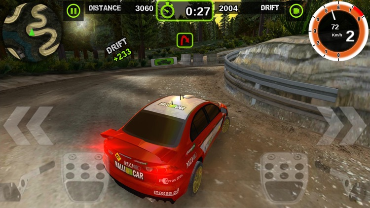 Rally Racer Dirt screenshot-4