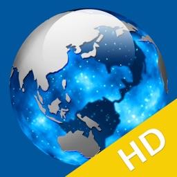 世界地图集HD